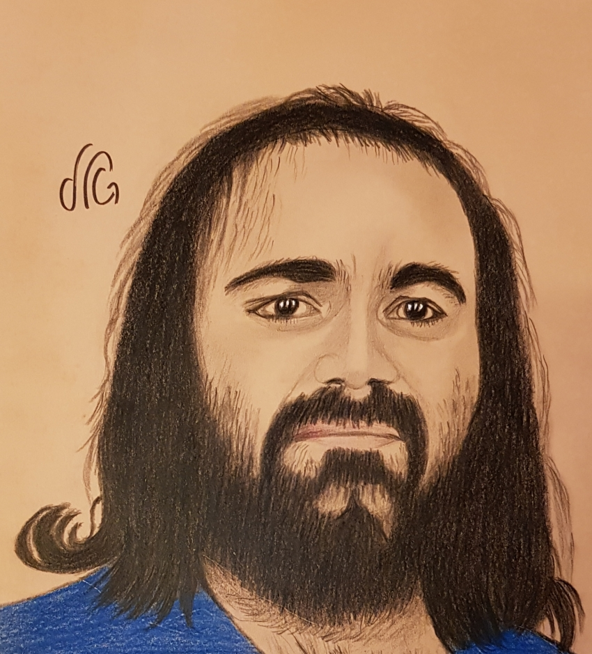 Demis Roussos by Nicky08